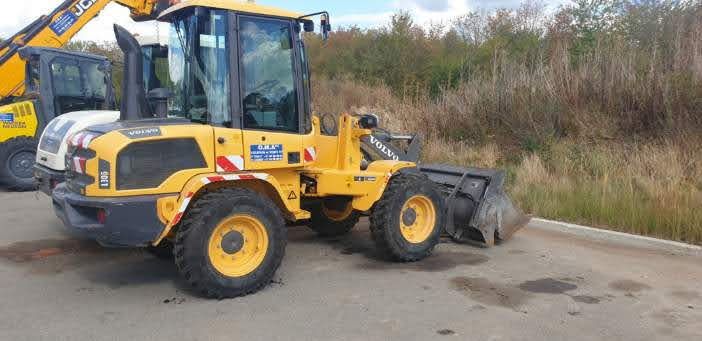 Chargeur VOLVO L30