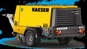 Compresseur 4 000 L Kaeser