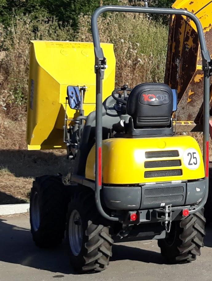 Dumper 800L